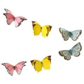 112146 Girlang Fjärilar - Truly Fairy