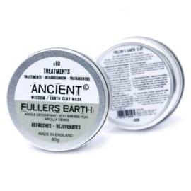 112154-2 Ansiktsmask Fuller's Earth Lera 80 gram - Ancient Wisdom