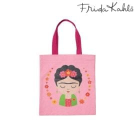 112177 Shoppingväska Tote Bag Frida Kahlo