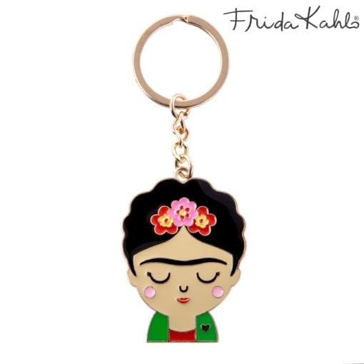 112181 Nyckelring Frida Kahlo