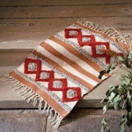 112186-1 Sass & Belle Matta Arizona Tuftad - Bohemian Home