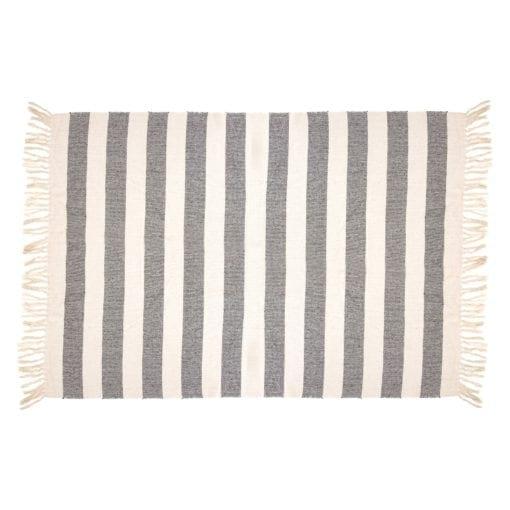 112187-1 Pläd Stripe Scandi Boho