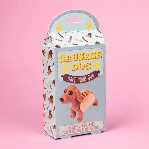 112196-1 Modellera Din Egen Sausage Dog