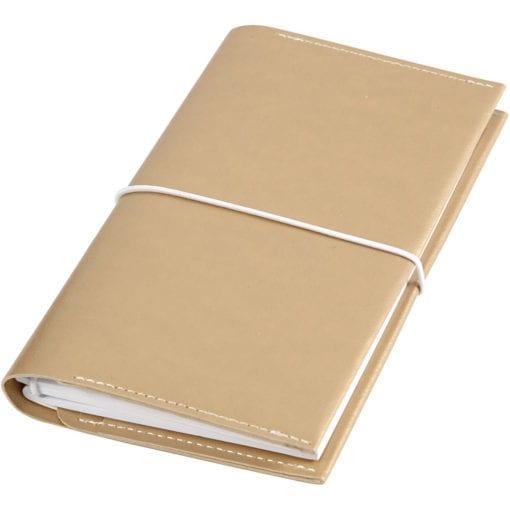 112207 Bullet Journal Kalender Guld