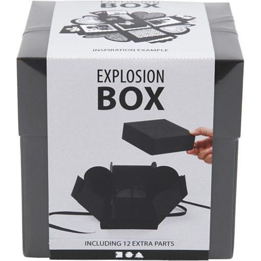 112213 Presentask Explosion Box Svart