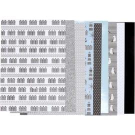 112248 Vivi Gade Design Paper Pad Maritim 24 Ark 120 g