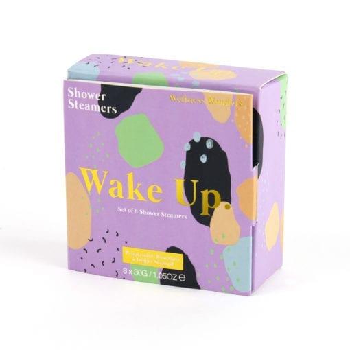 112308-1 Duschbomber Shower Steamers Wake Up 8-pack