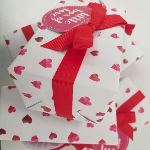 112328-1 Presentbox Little Box Of Love - Bomb Cosmetics