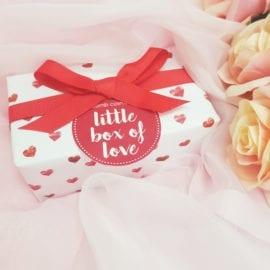 112328-2 Presentbox Little Box Of Love - Bomb Cosmetics