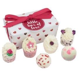 112328 Presentbox Little Box Of Love - Bomb Cosmetics