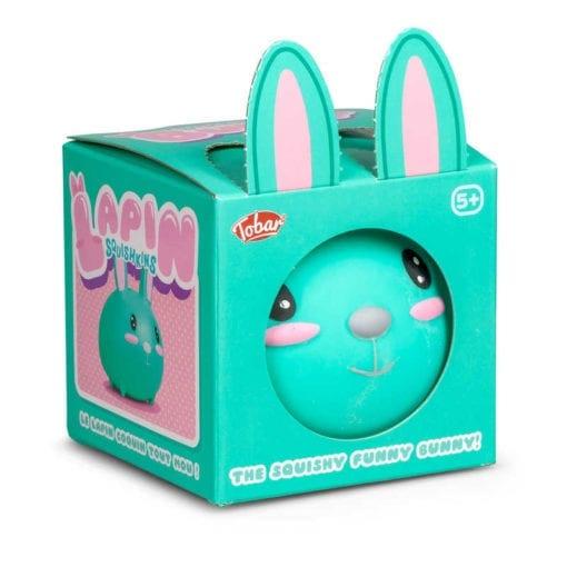 112333-3 Stressboll Kanin Squishkins Bunny