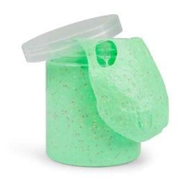 112336-3 112336 Stort Fluffy Slime Med Strösselkonfetti