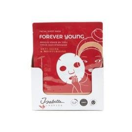 112350 Ansiktsmask Facial Tissue Mask Forever Young - Isabelle Laurier