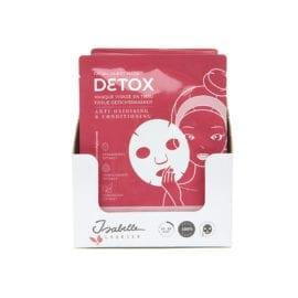 112351 Ansiktsmask Facial Tissue Mask Detox - Isabelle Laurier