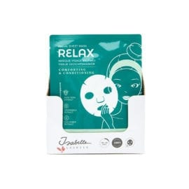 112353 Ansiktsmask Facial Tissue Mask Relax - Isabelle Laurier