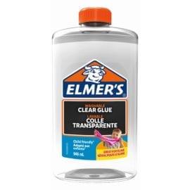 112354 Elmer's Genomskinligt 946 ml PVA Lim Till Slime