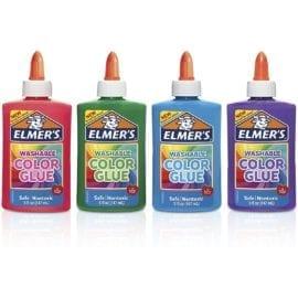 112357 Elmer's Opaque Färg 147 ml PVA Lim Till Slime