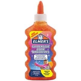 112358-2 Elmer's Glitter Färg 177 ml PVA Lim Till Slime