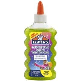 112358-6 Elmer's Glitter Färg 177 ml PVA Lim Till Slime