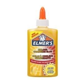 112362-1 Elmer's Färgskiftande UV 147 ml PVA Lim Till Slime1