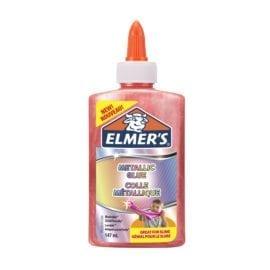 112363-1 Elmer's Metallic Färg 147 ml PVA Lim Till Slime
