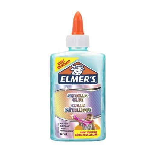 112363-2 Elmer's Metallic Färg 147 ml PVA Lim Till Slime