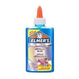 112363-3 Elmer's Metallic Färg 147 ml PVA Lim Till Slime