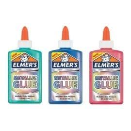 112363 Elmer's Metallic Färg 147 ml PVA Lim Till Slime