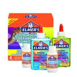 112366 Elmer's Genomskinlig Färg Slime Kit