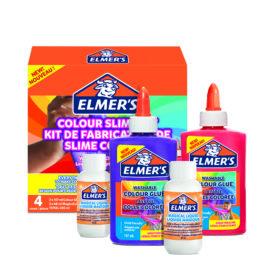 112367 Elmer's Opaque Färg Slime Kit