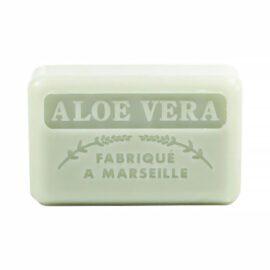 Savon de Marseille Äkta Fransk Naturtvål Aloe Vera