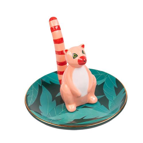 112374-4 Smyckesfat Lemur