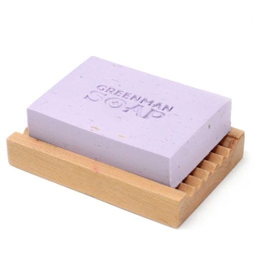 112382-2 Tvål Greenman Night Time Lavendel & Pelargonia 100 g