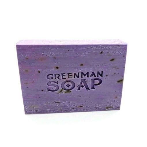 112382-3 Tvål Greenman Night Time Lavendel & Pelargonia 100 g