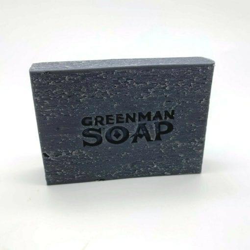 112384-1 Tvål Greenman Manly Man Kryddnejlika & Salvia 100 g