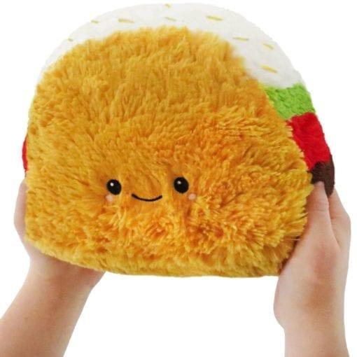 112399 Mini Squishable Comfort Food Taco - 18 cm