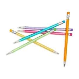 112405-1 OOLY Multistiftspenna Stay Sharp Rainbow Pencils - Set om 6