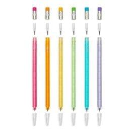 112405-4 OOLY Multistiftspenna Stay Sharp Rainbow Pencils - Set om 6