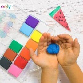 112407-3 OOLY Suddgummin Creatibles DIY Eraser Kit