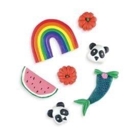 112407-6 OOLY Suddgummin Creatibles DIY Eraser Kit