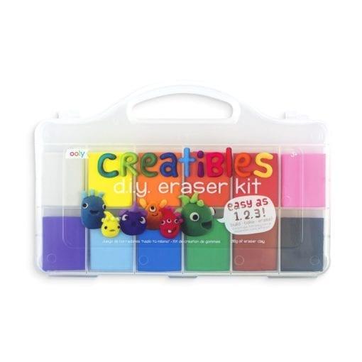 112407 OOLY Suddgummin Creatibles DIY Eraser Kit