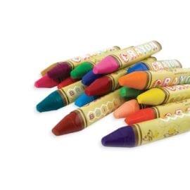 112411-1 OOLY Vaxkritor Brilliant Bee Crayons - Set om 24