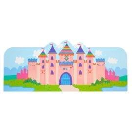 112418-10 OOLY Återanvändbara Klistermärken Reusable Sticker Scenes - Princess Garden