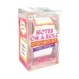 112419 OOLY Etiketter Stickers Notes On A Roll