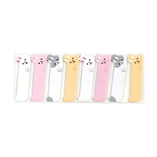 112422-1 OOLY Note Pals Sticky Tabs - Bundle of Bunnies