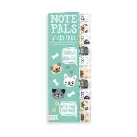 112424-1 OOLY Indexflikar Note Pals Sticky Tabs - Darling Doggies