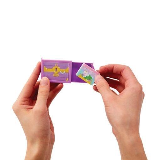 112430-4 OOLY Luktsudd Mew-Maid Treasure Vanilla Cupcake Scented Erasers