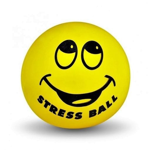 112434 Stressboll Smiley1
