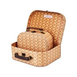 112455 Sass & Belle Mini-resväskor 2-Pack