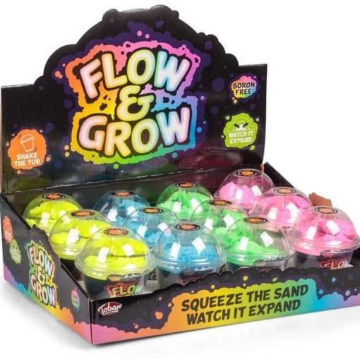 112464-2 Tobar Expanderbar Flow And Grow